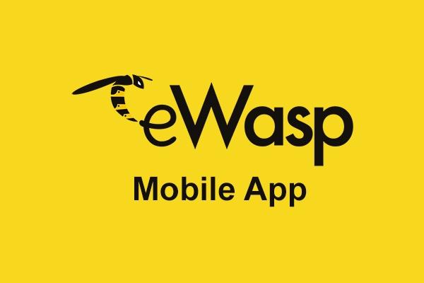 eWasp Mobile App