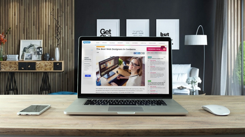 The Best Web Designers in Canberra